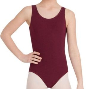 BRAND NEW! Capezio girls leotard